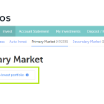 How to share Mintos strategy